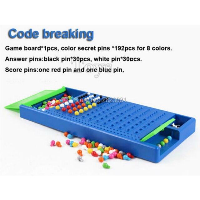 Code breaking games
