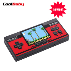New Portable FC/NES Handheld Game Players Built in 348 Classic Games Console 8 Bit Retro Video Game For Gift Support AV Out Put