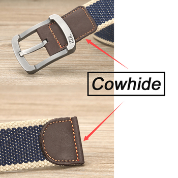High Quality Canvas Belt 1