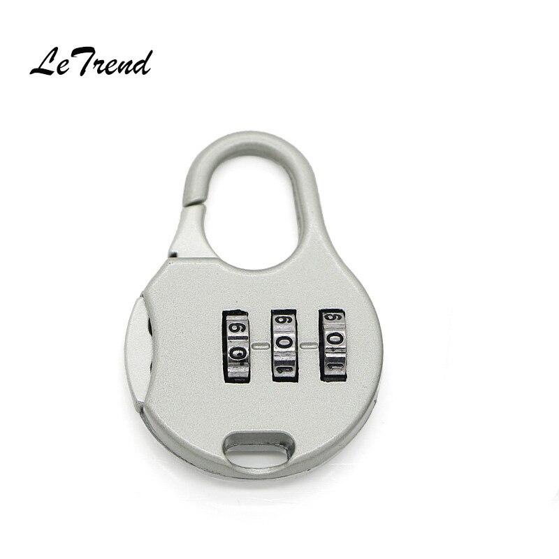 Letrend Лидер продаж Сумки на колёсиках паролем тележки колеса чемодан Мини пароль замка ...