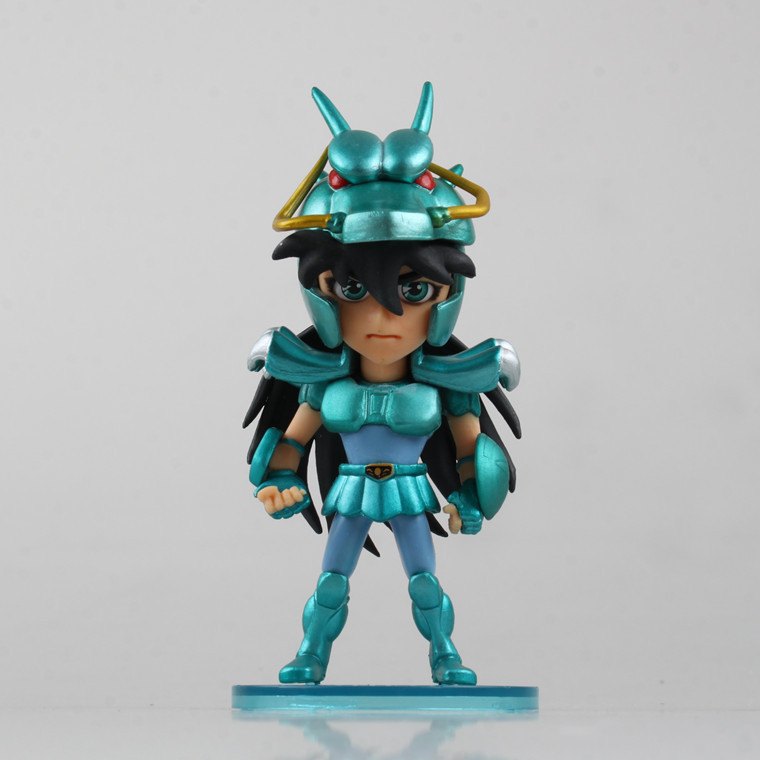 SAINT SEIYA CHIBI SUPER DEFORMED ACTION FIGURE BUNDLE OF 5 PER ORDER J01 in Action Toy Figures from Toys Hobbies