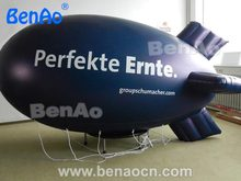 AO260 PVC Inflatable Blimp / Airship /Helium Balloon / Advertising inflatables
