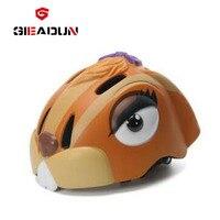 Biking Children S Bicycle Helmets Hull Casque Road MTB Bicycle Helmet EPS Cycling Helmet Children Rabbit