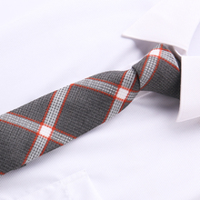 Tie for Men Formal Business Wedding Suit Neckwear Woven Ties 2018 Fashion cotton Mens Narrow Neckties 6cm Classic Paisley
