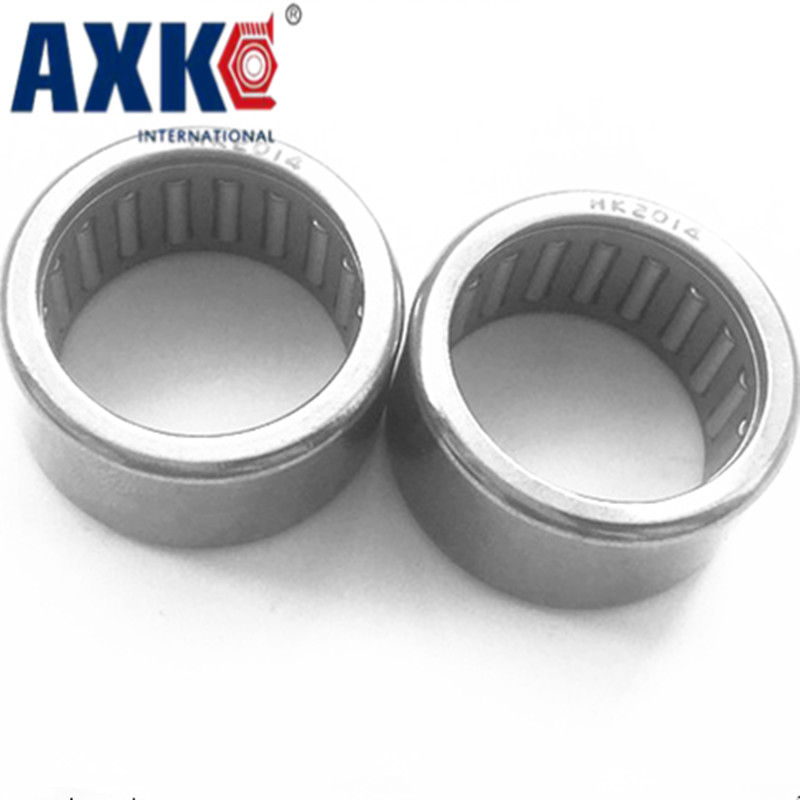 Free Shipping 10pcs /lot Hk1714 Hk1718 Hk1715 Hk1725 Hk1812 Hk1816 Hk2014 Hk2212 Hk2216 Drawn Cup Type Needle Roller Bearing free shipping drawn cup needle roller bearing hk1718 hk0709 hk2220 hk0812 ta1729 hk0612 hk1008 hk1812 hk1010 hk1212