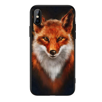 Wolf iPhone Xs Case