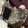 Top Quality denim bag Multifunctional women's fashion handbag female bags travel bag