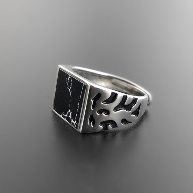 Awareness Hook Cuff Size 6 to 8 Custom Sterling Silver