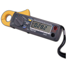 Pinza para medidor de pinza Digital de automoción, Tester, resolución 0.01A, CM 02 PROVA, TES DC/AC