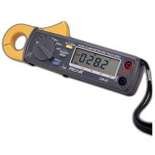 TES DC/AC Digital Clamp Meter Automotive Clamp Tester 0.01A Resolution CM 02 PROVA