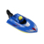 Barco de Control remoto RC RTR Barco Eléctrico Flying Speed Boat Racing Toy Mini Micro 953 Radio Surf Barco Barco