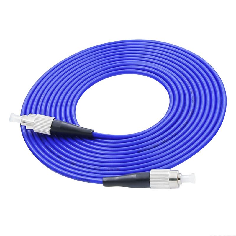 Image 4 - 5 PCS /lot Simplex Fiber Optic Patchcord Mini Armored Cable patch cord /Jumper FC/UPC FC/UPC-in Fiber Optic Equipments from Cellphones & Telecommunications