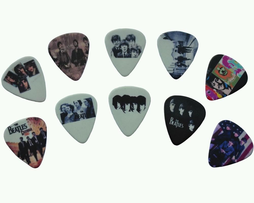 "много 20 шт. рок-группа ""Битлз"" 2 стороны печати посредников"