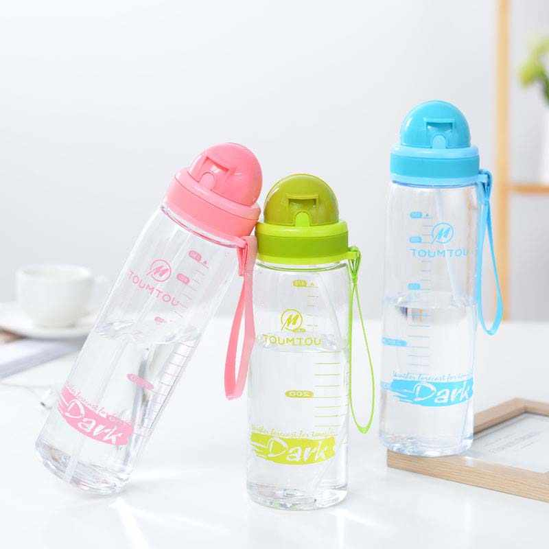 1ec598a544 Detail Feedback Questions about 470ml Clear Transparent Cute Plastic ...