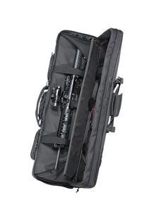 Cs-Gun Hard-Case Air-Range-Bags Rifle Large Dual-Cabbeen-Function-Bag Hunting 600D