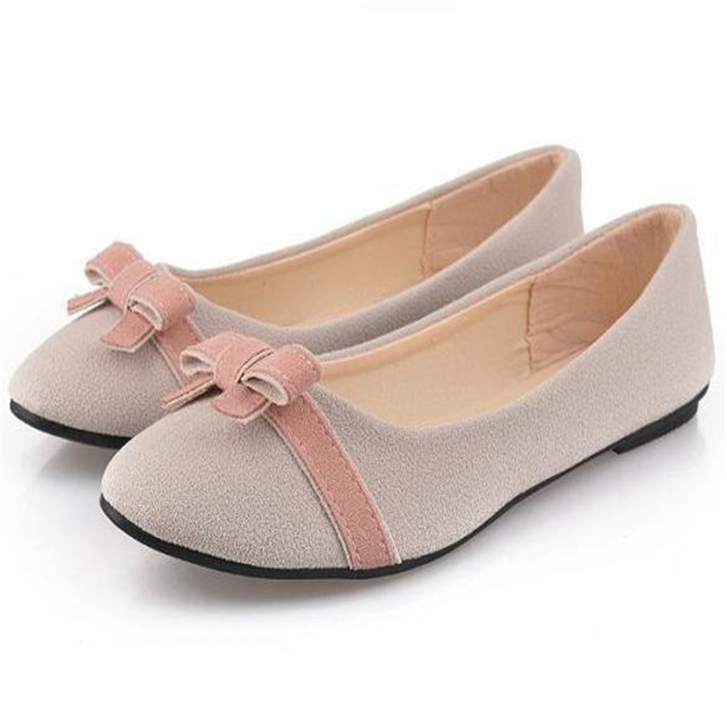 Free shipping 2015 new Spring sweet bowknot single shoes USES flat leisure sweet darling students for women's shoes  new arrival 2017 summer pointed toe shoes high heels ankle buckle stiletto sandals elegant simplicity dress heel shoes pumps
