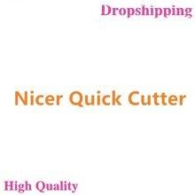 Бесплатная доставка Nicer быстрый из нержавеющей стали овощерезка измельчитель 5 в 1 Мультифункциональный кухонный лук, овощ резак