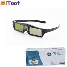 MiToot DLP-LINK 3D 4 pcs Óculos de Obturador Ativo óculos para Xgimi Z4X  a0956c4791