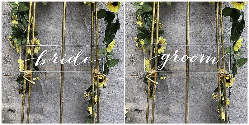Bruiloft Stoel Decoraties Bruid En Bruidegom Stoel Borden Macrame Muur Opknoping Decoratie Boho Wedding Decor, 30x10 Cm Set Van 2 Onderscheidend Vanwege Zijn Traditionele Eigenschappen