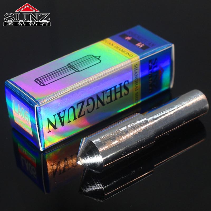 1 pz Nuovo 12mm * 50mm Diamond Dresser Grinder Wheel Grinder Dressing - Utensili abrasivi - Fotografia 5