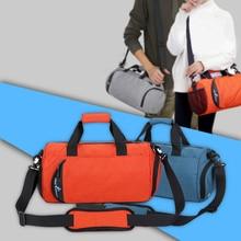 купить Free Knight New Waterproof Men Sports Gym Bagse Leisur Yoga Fitness Bag Women Travel Handbag Training Duffle Bag онлайн