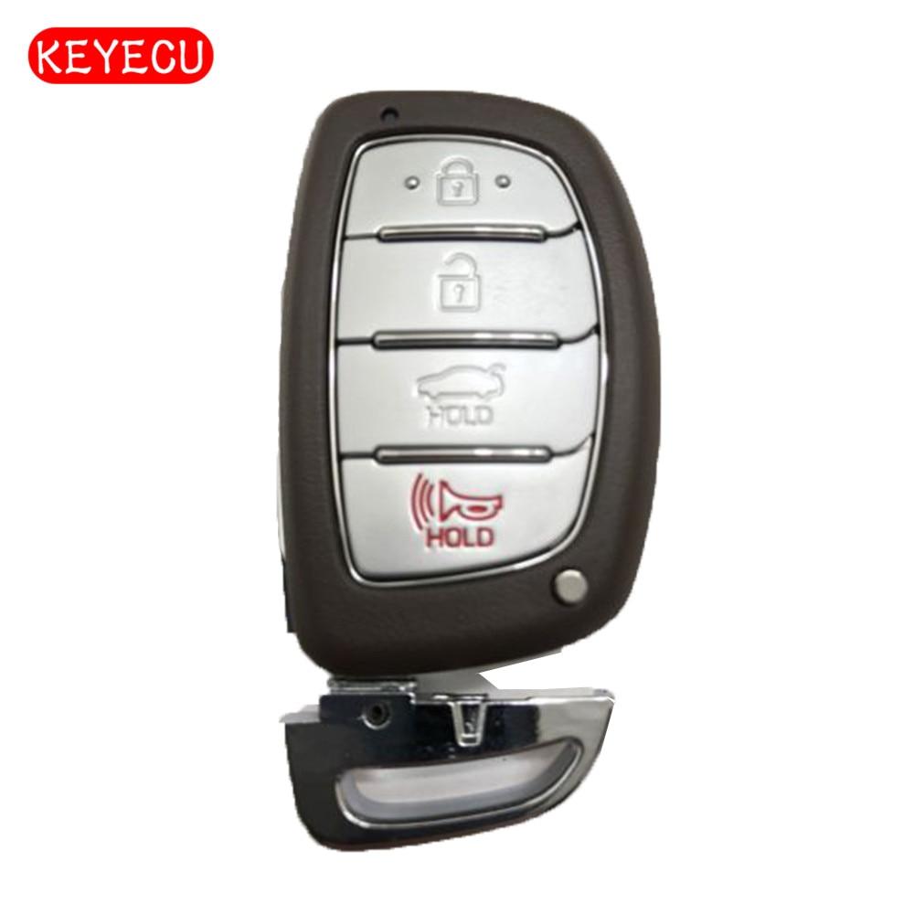 Keyecu OEM Genuine Smart Remote Key Fob 4 Button 433MHz for Hyundai Elantra 2013+ 95440-3X500 power steering pump for 01 06 hyundai elantra sedan oem 57100 2d100