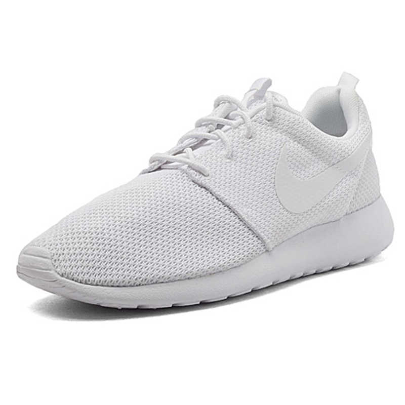 71f0595d1b9ba ... Original New Arrival Authentic Nike Men s ROSHE RUN Running Shoes  Sneakers Trainers Non-slip ...