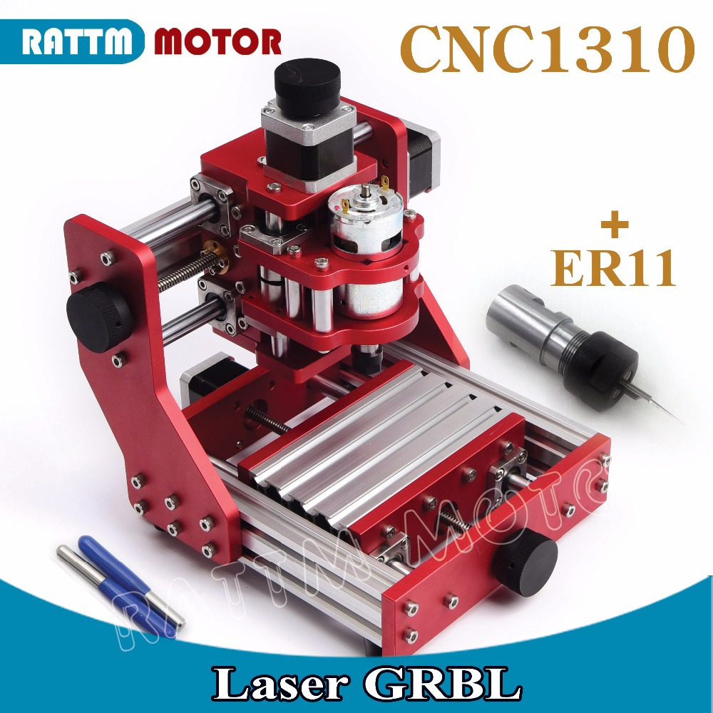EU Delivery! Benbox CNC 1310 metal engraving cutting machine,Engrave PVC,PCB, Aluminum, Copper engraving machine mini CNC Router