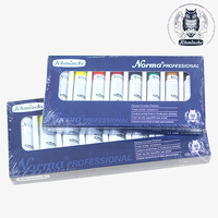 Germany imported Schmincke Akademie Artist level large capacity oil paint pigment suit 8 color 20ml 35ml Series 2