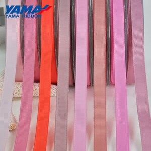 """Image 4 - יאמה מבהיקי סרט 2 """"2.5"""" 3 """"3.5"""" 4 """"אינץ 50 57 63 75 89 100 mm 100 מטר/הרבה אדום סדרת עבור Diy שמלת אבזר בית"""