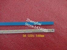 جديد 2 جزء/الوحدة LED الخلفية شريط STQ420A85 56LED REV02 131210 56 المصابيح 540 مللي متر ل 42L1353C 42L1356C 017 420 0006 1