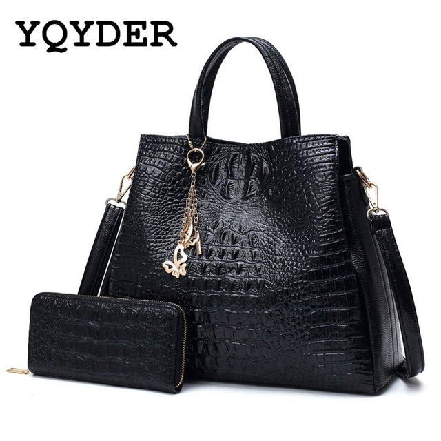 dfbec0ddd78b Fashion PU Leather Big Shoulder Bags 2017 Brand Women Chains Bag High  Quality Ladies Tote Bag