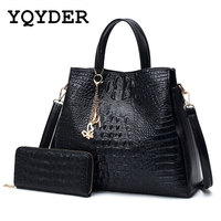 Fashion PU Leather Big Shoulder Bags 2017 Brand Women Chains Bag High Quality Ladies Tote Bag