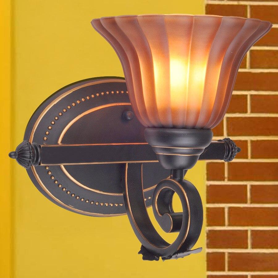europe Bohemia  Fashion iron Wall Lamp hallway cozy Creative lamp bar corridor