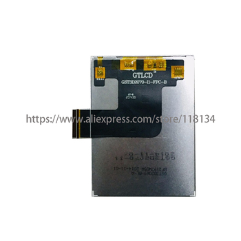 new original GST3D2070-I1-FPC-B GST3D2069-BL-A  LCD screen with touch panel digitizer