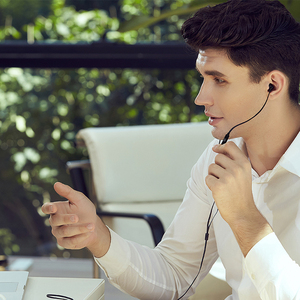 Image 5 - Jbl T110 3.5Mm Bedrade Koptelefoon Stereo Muziek Diepe Bas Oordopjes Headset Sport Oortelefoon In Line Controle Handen gratis Met Microfoon