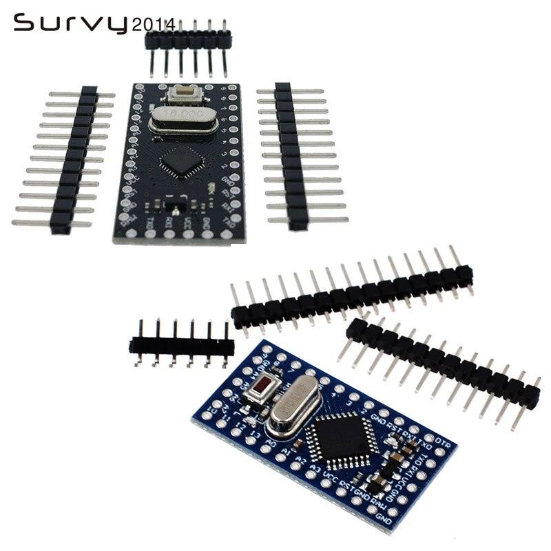 Pro Mini 168 Modul 5V 16Mhz Atmega168 Atmega168P 5V 16M Für Arduino Nano Mikrosteuer Micro Control bord