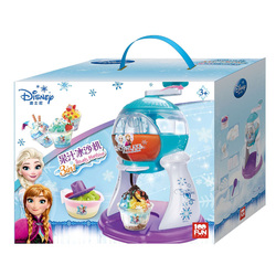 100FUN kinder Smoothie Maschine Spielzeug Eis Romantik Prinzessin Obst Rasiert Eismaschine Handgemachte Lebensmittel, Der Smoothie Maschine