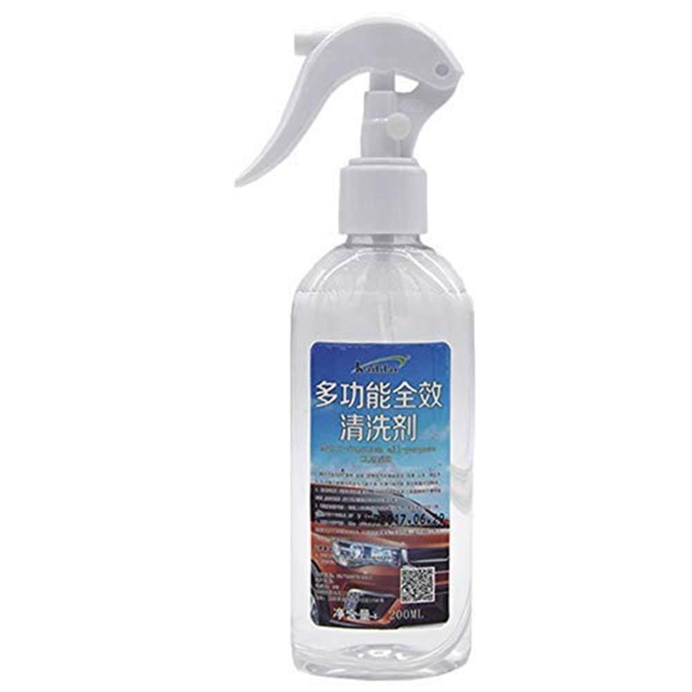 Foam-Cleaner Multi-Functional Cleaning-Agent All-Purpose Interior New 200ML Car