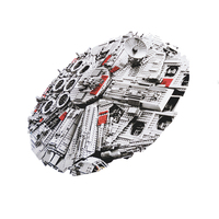 Star Series War 5265Pcs Ultimate Collector's Millennium Toys Falcon Model Building Kit Blocks DIY Bricks Set legoing 10179
