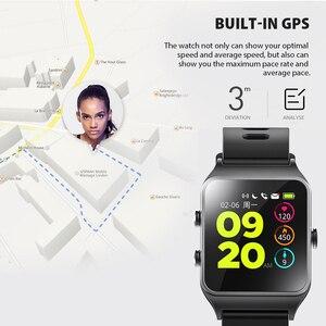 Image 4 - Makibes BR3 GPS 17 종류 스포츠 똑똑한 시계 남자 IP68 방수 착용 할 수있는 장치 Bluetooth Strava 적당 추적자 팔찌