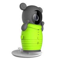 Intelligent Sans Fil de sécurité IP CCTV Caméra Carton Version Système de Surveillance pour les Enfants avec des Prix Pas Cher