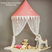 Boys Girls Summer Netting Portector Baby Crib Mosquito Net For Infants Portable Newborn Cot Folding Canopy Children's Bed
