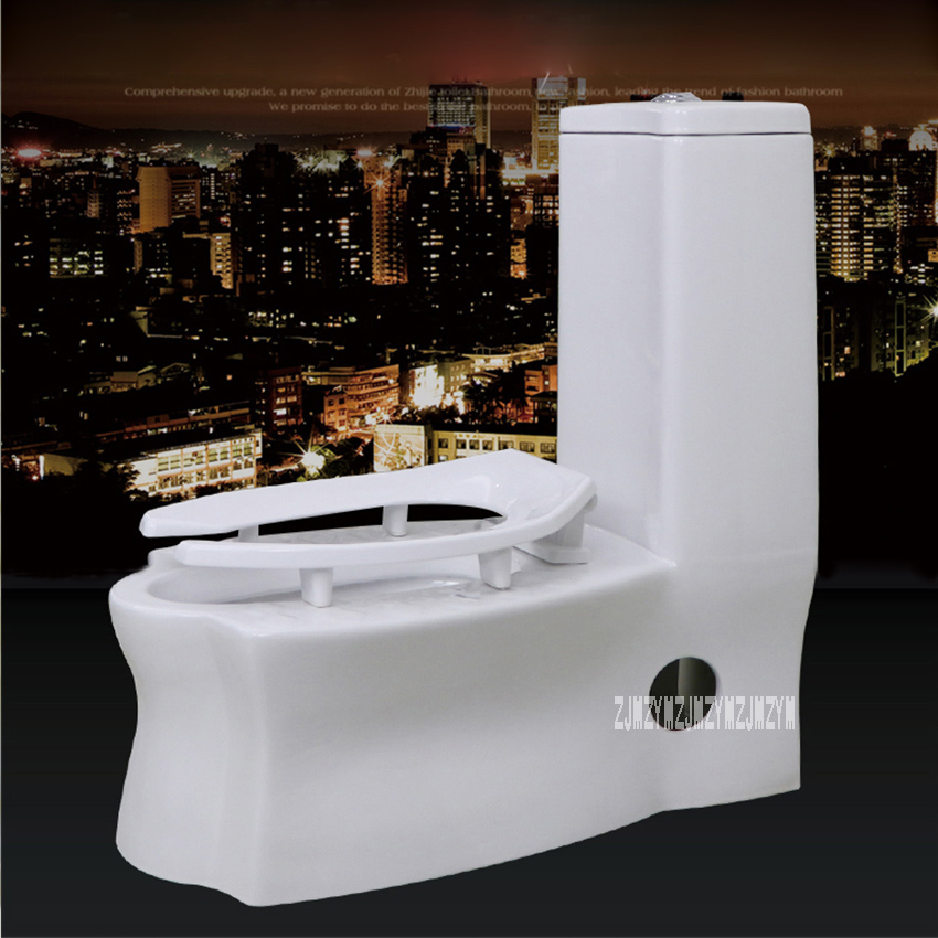 M-32155 Household Bathroom Toilet Siphon Toilet Elderly Toilet Squatting Dual-Purpose High-quality Ceramic Toilet 305mm/400mm