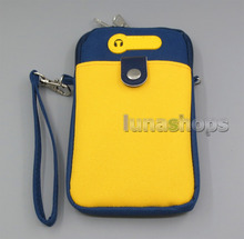 Bescherm tas voor Pioneer XDP-300R AK100ii Cowon Plenue 2 P2 M2 ONKYO DP-X1 Sony PHA-2a Kits enz. LN005630