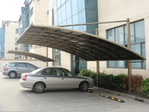 High Quality And Newly Aluminium Carports With