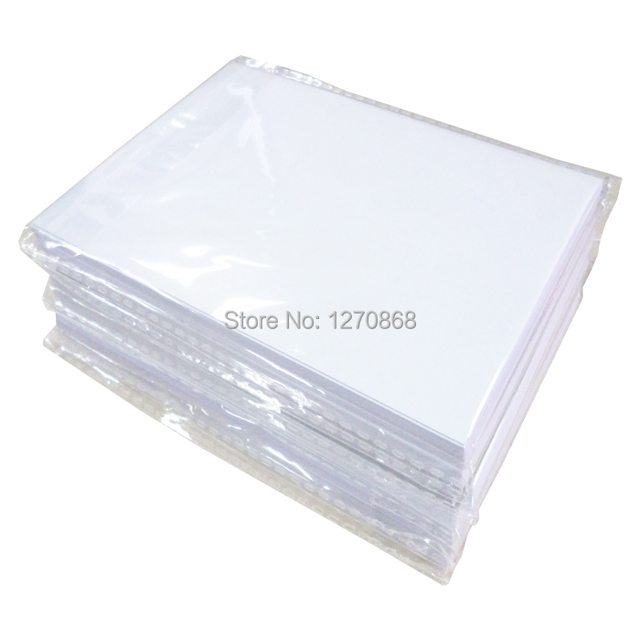 260g water resistant a3 size matte polyester inkjet canvas photo
