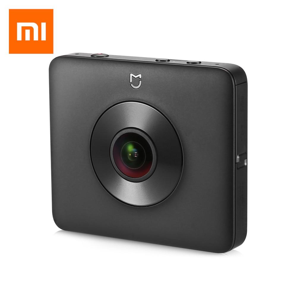 Original Xiaomi Mijia 360 Panorama Camera 23.88MP Mi Sphere Camera Action Camera Ambarella A12 Chipset 4K WiFi IP67 Waterproof цена