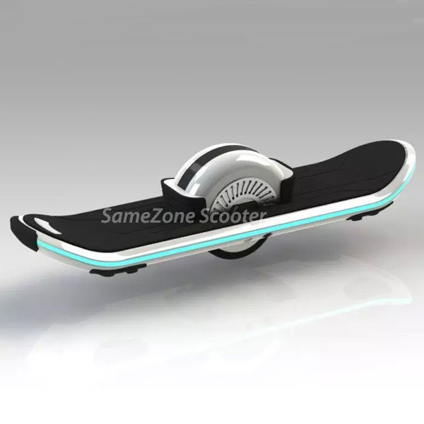 new single wheel hoverboard electric skateboard with wheels \/bluetooth\/led light Rooder Self