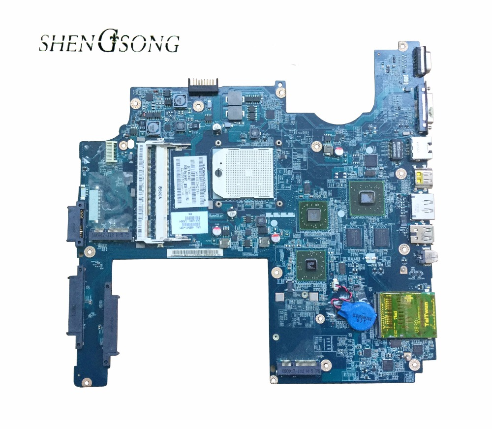 LA-4092P 486541-001 Laptop motherboard for HP PAVILION DV7Z-1000 DV7-1000 Motherboard Free Shipping 100% fully tested !! 580974 001 for hp pavilion dv7 dv7t dv7 3000 laptop motherboard tested working